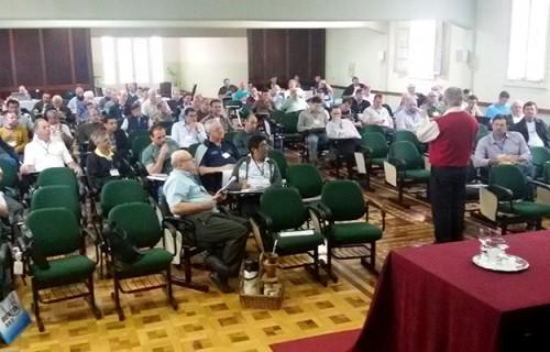 Presbíteros do Regional Sul 3 se reúnem para partilhar a alegria da vocação