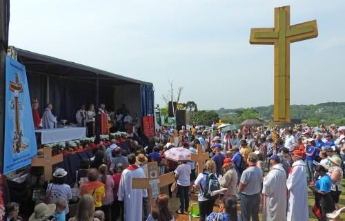 Romaria destaca Iniciação à Vida Cristã