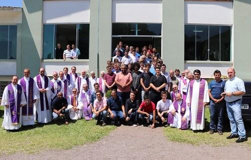 Seminário Propedêutico Interdiocesano recebe 16 seminaristas em Santa Cruz do Sul