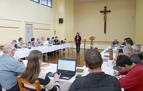 Juventude foi o tema do Encontro da Província Eclesiástica de Santa Maria