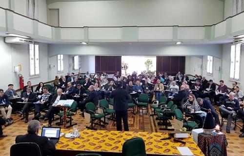Assembleia indica ações para a Igreja no RS