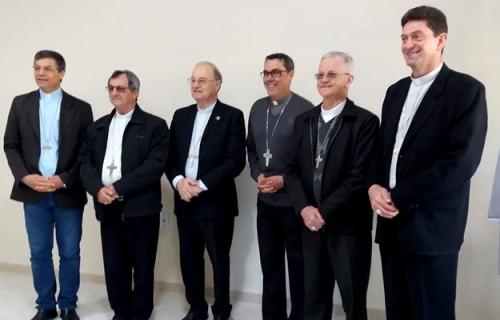 Província de Santa Maria unida na Missão