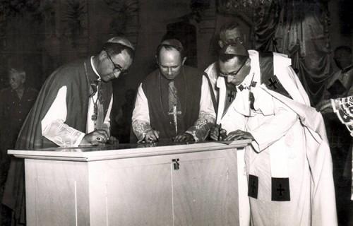 56 anos! Parabéns Diocese de Santa Cruz do Sul!