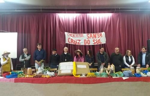 Diocese promove encontro de Sementes Crioulas
