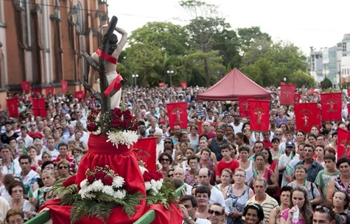 Venâncio Aires festeja o Padroeiro São Sebastião Mártir