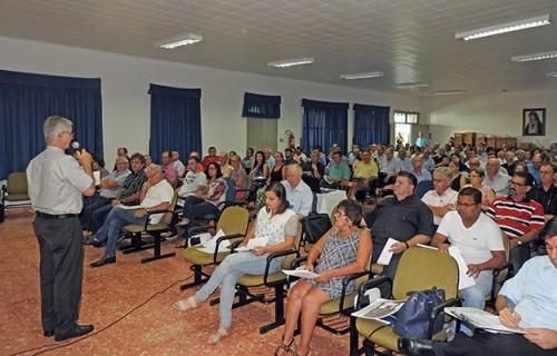 Assembleia dos Conselhos Paroquiais de Administração