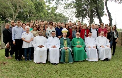 Encontro dos familiares e ministérios dos seminaristas maiores