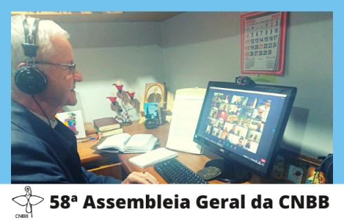 2º DIA | Dom Aloísio participa da 58ª Assembleia Geral da CNBB