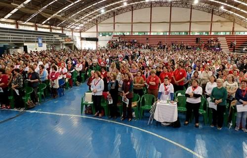 24º Encontro Regional do Apostolado da Oração em Lajeado
