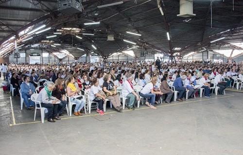 Diocese participa da Jornada Estadual de Catequistas