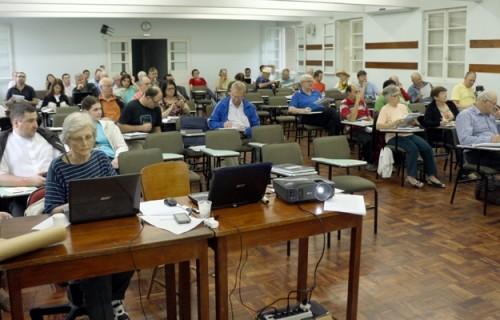 Lideranças projetam Assembleia de Pastoral