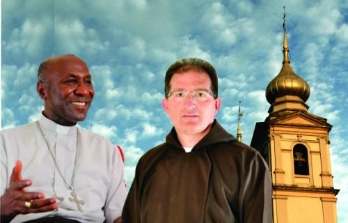 Frei Cleonir será o substituto de Dom Gílio em Bagé