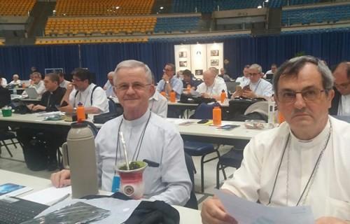 56º Assembleia Geral da CNBB reúne episcopado brasileiro em Aparecida