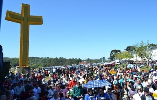 Romaria da Santa Cruz fez convocação para a Paz