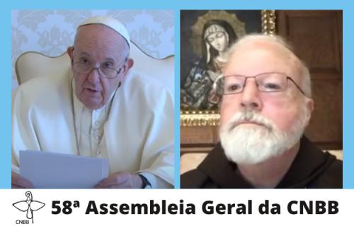 4º DIA | Bispos participam de retiro e Papa Francisco envia mensagem aos bispos e ao povo brasileiro