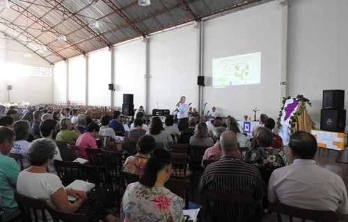 Diocese comemora aniversário com Assembleia dos Leigos