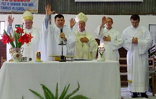 Jubileu de Prata de Padre Clécio José Henckes