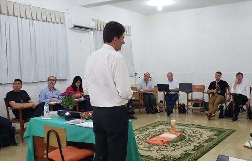 Reunião da Província de Santa Maria