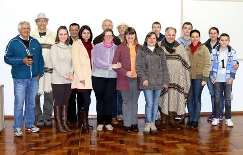 Encontro de Formação sobre o Site da Diocese na Comarca de Venâncio Aires