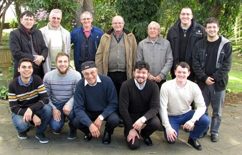 Atividades pastorais dos seminaristas são avaliadas
