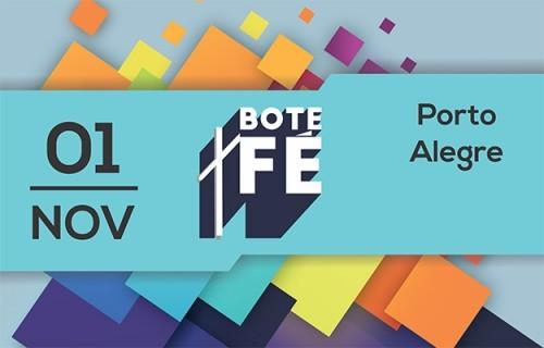 Bote Fé 2015 inicia neste sábado