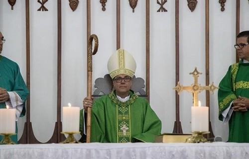 Diocese de Cachoeira do Sul rejubila-se com seu novo Bispo