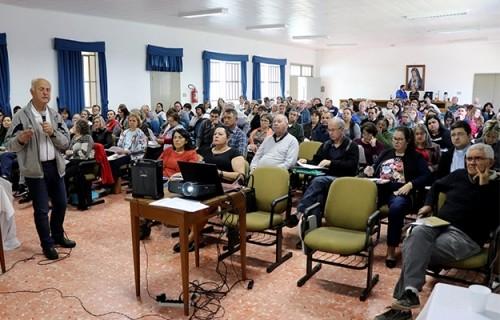 Fórum da Eucaristia reúne 130 pessoas