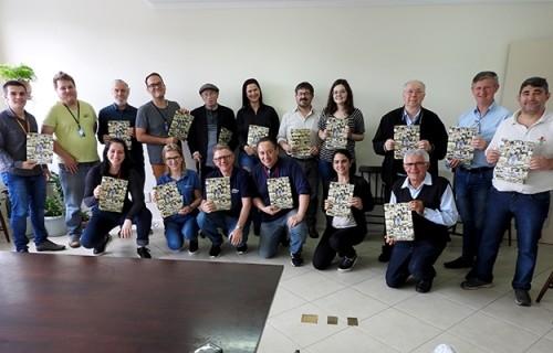 Café com a imprensa para pautar 60 anos da Diocese
