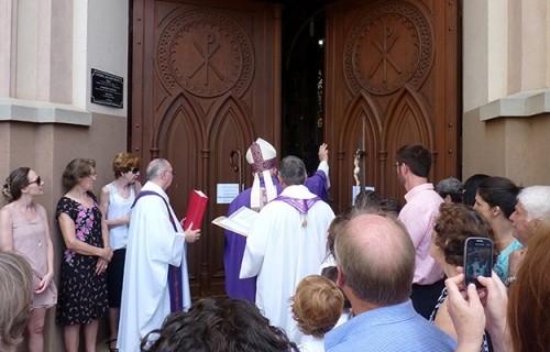 O Ano Santo da Misericórdia em nossa Diocese