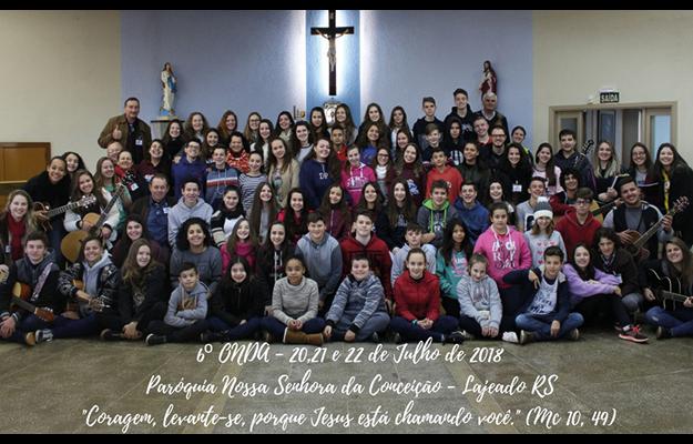 Paróquia do Moinhos promove 6º ONDA