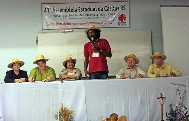 Santa Cruz acolhe Assembleia da Cáritas