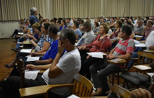 Diocese organiza jornadas de formação sobre o Batismo
