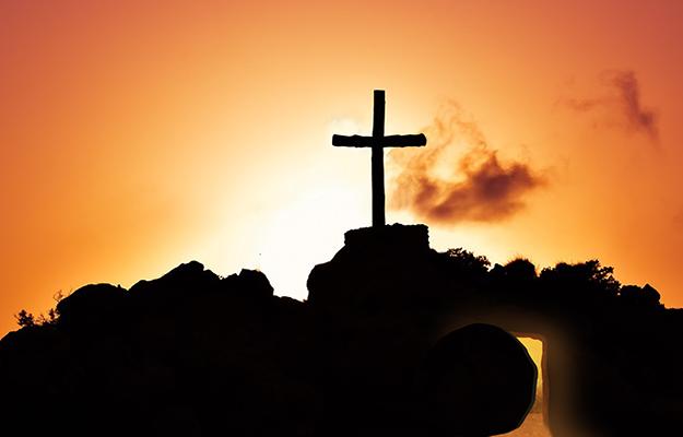 Da Cruz nasce a Eucaristia: Feliz Páscoa!