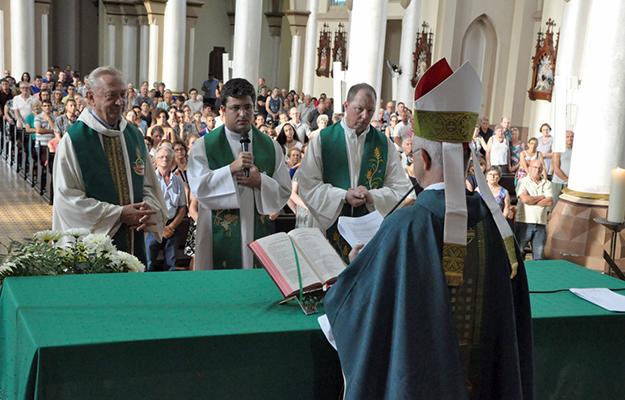 Venâncio Aires acolhe nova comunidade presbiteral