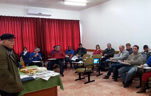 Reunião Bimestral ASDISC